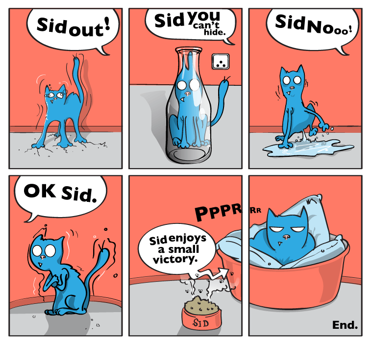 Sid-out