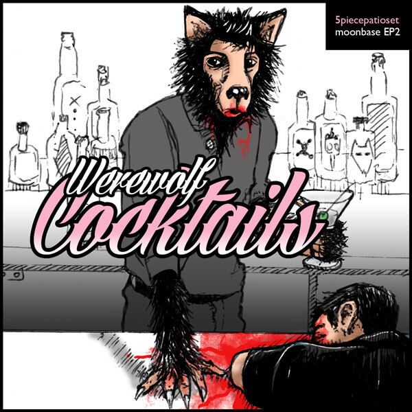 Werewolf-Cocktails